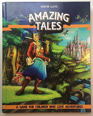 Amazing Tales Kids RPG cover